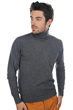 cachemire pull homme col roule mong hroule anthracite chine m