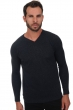 cachemire pull homme col v spike anthracite chine xl